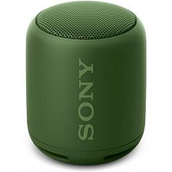 Prijenosni zvučnik SONY SRS-XB10G zeleni (Bluetooth, baterija 16h)