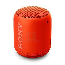 Prijenosni zvučnik SONY SRS-XB10R crveni (Bluetooth, baterija 16h)