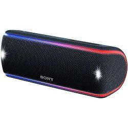 Prijenosni zvučnik SONY SRS-XB31B crni (Bluetooth)