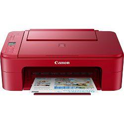 Printer CANON Pixma TS3352 - crveni (inkjet, 4800 x 1200 dpi, print, copy, scan)