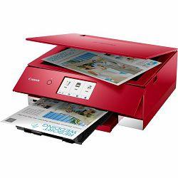 Printer CANON Pixma TS8351 - crveni (inkjet, 4800x1200dpi, print, copy, scan)