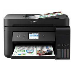 Printer EPSON L6190 EcoTank A4 C11CG19402 (inkjet, 4800 x 1200 dpi, print, copy, scan, fax)