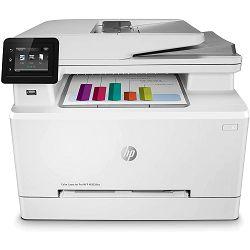 Printer HP Color LaserJet Pro MFP M283fdw, 7KW75A (laserski, 600x600dpi, print, copy, scan, fax)