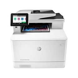 Printer HP LJ Pro 400 color MFP M479fdn W1A79A (laser, 600dpi, print, copy, scan, fax, email)