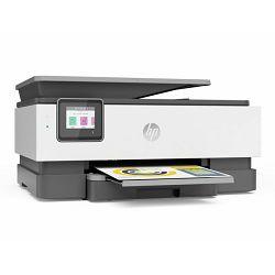 Printer HP OfficeJet Pro 8023 All-in-One 1KR64B (inkjet, 4800x1200dpi, print, copy, scan, fax)