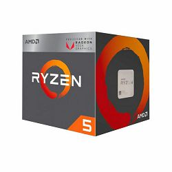 Procesor AMD Ryzen 5 2400G (3.9GHz 6MB 65W AM4)