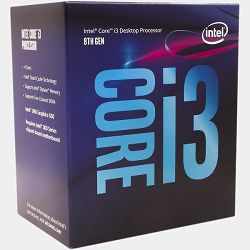 Procesor INTEL CORE I3 8100 3.6GHz