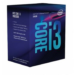 Procesor INTEL CORE i3 8350k 4GHz