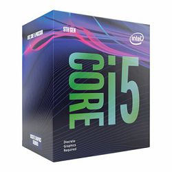 Procesor INTEL Core i5 9500F 3.0/4.4GHz,9MB,6C,LGA 1151