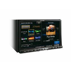 Multimedija i navigacija ALPINE X800D-U (Bluetooth, USB, CD, DVD, iPhone/iPod)