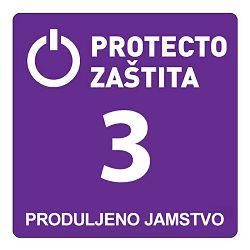 PRODULJENO JAMSTVO na 3 godine za proizvode vrijednosti od 7.501 do 11.250 kn (P17)