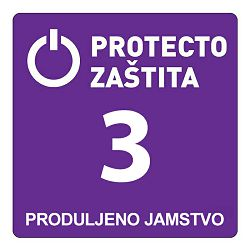 PRODULJENO JAMSTVO na 3 godine za proizvode vrijednosti od 22.501 do 37.500 kn (P20)