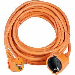 Produžni kabel STRUJNI HOME H05VV-F 3G 5m narančasti