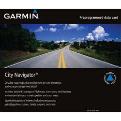 Programirana microSD kartica GARMIN City Navigator Europe NTU, 010-13088-00