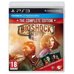 PS3 igra Bioshock Infinite Complete Edition