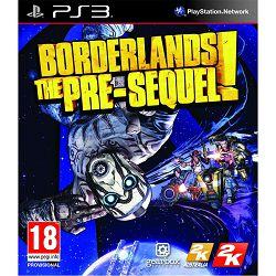 PS3 igra Borderlands: The Pre-Sequel