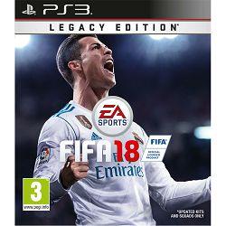PS3 igra FIFA 18