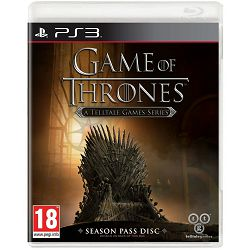 PS3 igra Game Of Thrones