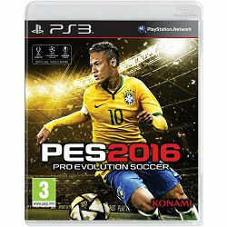 PS3 Igra Pro Evolution Soccer 2016 D1 - Exclusive My Club Content