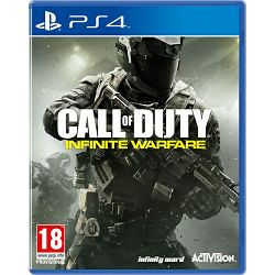 PS4 igra CALL OF DUTY: Infinite Warfare