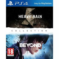 PS4 Igra Heavy Rain & Beyond Two Souls Collection