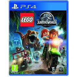 Igra za PS4 Lego Jurassic World