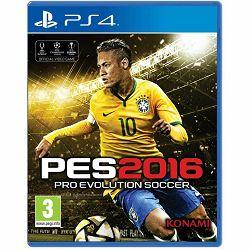 PS4 Igra Pro Evolution Soccer 2016