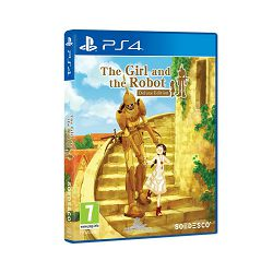 PS4 igra The Girl and the Robot