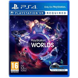 PS4 igra VR Worlds VR PS4