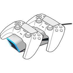 PS5 punjač SPEEDLINK TWINDOCK za 2 kontrolera