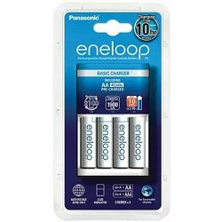 Punjač baterija PANASONIC ENELOOP BQ-CC51E baterije 4XAA
