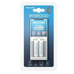 Punjač baterija PANASONIC ENELOOP + 2 kom 1900mAh AA baterija
