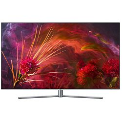 TV SAMSUNG QE55Q8FNATXXH (QLED, Smart TV, UHD, PQI 3200, Q HDR 1500, 140cm)  + poklon bežična tipkovnica LOGITECH K400+