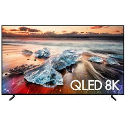 TV SAMSUNG QE65Q950RBTXXH (QLED, 8K, Smart TV, Quantum HDR 4000, PQI 4300, DVB-T2/C/S2, 165 cm) + poklon mobitel SAMSUNG GALAXY NOTE 9