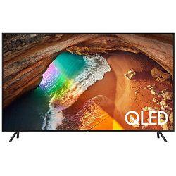 TV SAMSUNG QE75Q60RATXXH (QLED, UHD, Smart TV, PQI 3000, Q HDR, 190 cm) + poklon slušalice AKG Y500 + poklon bežična tipkovnica LOGITECH K400+