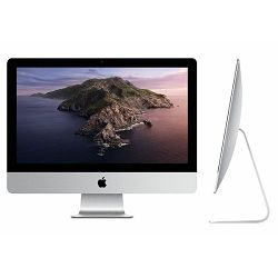 Računalo APPLE 21.5-inch iMac: DC i5 2.3GHz/8GB/256GB SSD/Intel Iris Plus Graphics 640/INT KB, mhk03ze/a
