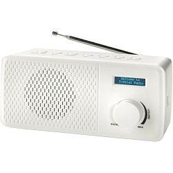 Radio budilica DENVER DAB-41 bijela