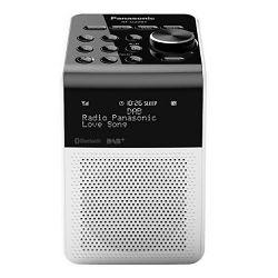 Radio budilica PANASONIC RF-D20BTEG-W bijela