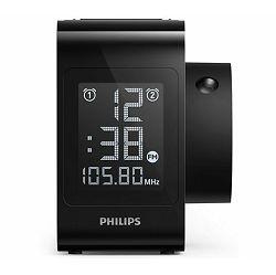 Radio budilica Philips AJ4800 crno bijela