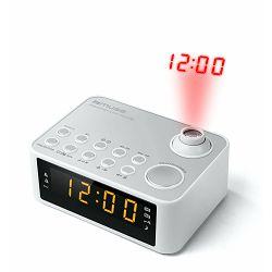 Radio budilica sa projekcijom MUSE  RADIO-BUDILICA M-178P bijela