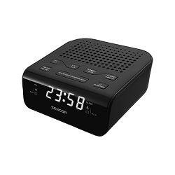 Radio budilica SENCOR SRC 136 B crna