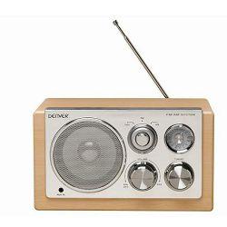 Radio DENVER AM/FM TR-61 wood