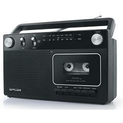 Radio kazetofon MUSE M-152 RC
