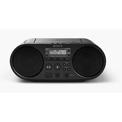 Radio kazetofon SONY ZSP-S50B crni