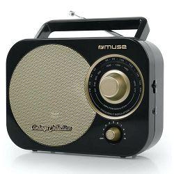 Radio prijenosni MUSE FM/MW M-055RB