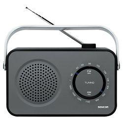 Radio prijenosni SENCOR SRD 2100 B crni