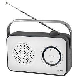 Radio prijenosni SENCOR SRD 2100W bijeli