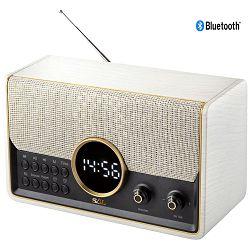 Radio retro SAL RRT 5B + BT bežični zvučnik, 7in1, FM, MP3, alarm