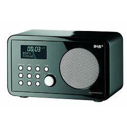 Radio SCANSONIC DA200 DAB crni