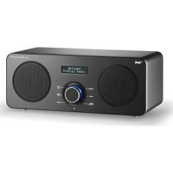Radio SCANSONIC DA300 crni (FM/DAB+, Bluetooth)